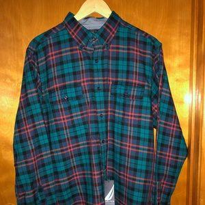 Nautica Button Down Shirt-NWT